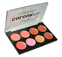 Палетка румяна и кремовый бронзатор Technic Colour Fix Cream 8 Colour Blush & Bronzer Palette