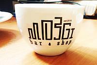 Чашки с блюдцем под нанесение логотипа