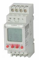 Таймер электронный недельный двухканальный e.control.t09
