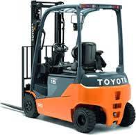 Запчасти к погрузчика Toyota