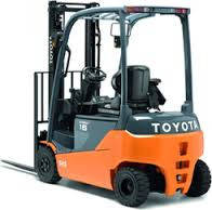 Запчасти к погрузчикам Toyota