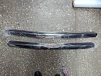 Хромированная накладка на радиаторную решетку Ford Transit 2007+