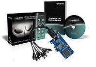 Линия PCI-E 4х25 Hybrid IP
