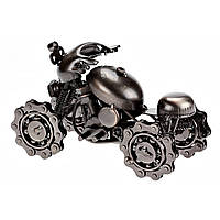 Техно-арт статуэтка Квадроцикл металл