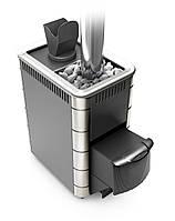 Термофор ГЕЙЗЕР 18 Антрацит 2014 - Дровяная печь для бани (8-18 м. куб., 50 кг камней)