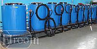 Оборудование для производства термоусаживаемых муфт.