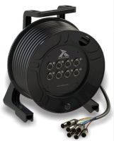 Roxtone CDAC800L25 мультикор, 25 м