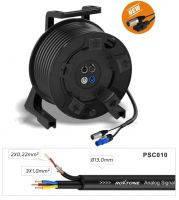Roxtone PDPS010L15-IEC мультикор силовой/сигнальный, 15 м