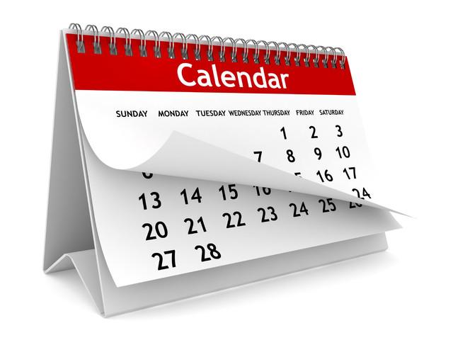 Календари квартальные световые