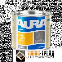 TM Aura ЛАК Паркетный полуматовый (ТМ Аура), 2.5 кг.