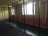 Кроссфит-станция на 5 пролетов (б.у.)