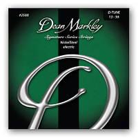 Dean Markley 2500 комплект струн для электрогитары 13-56