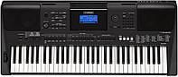 Yamaha PSR E453 синтезатор, 61 динамическая клавиша
