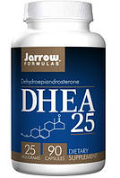 DHEA 25, 25 mg, Jarrow Formulas, 90 капсул