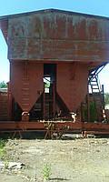 Силос, бункер для хранения сыпучих материалов, продуктов