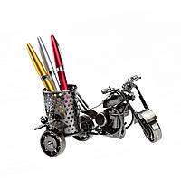 Техно-арт статуэтка Мотоцикл металл