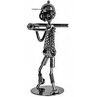 Техно-арт статуэтка Бейсбол металл