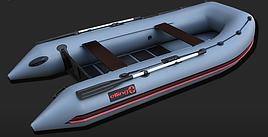 Моторные  лодки с плоским дном  - Атлант 340