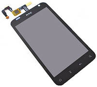 Дисплей (LCD) HTC S510b Rhyme (G20) с сенсором черный