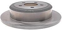 Задний тормозной диск NITRO 2007-2010   ACDELCO 18A2471A