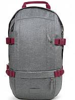 Качественный рюкзак 16 л. Eastpak FLOID Coreout Sunday Grey EK20121N Серый