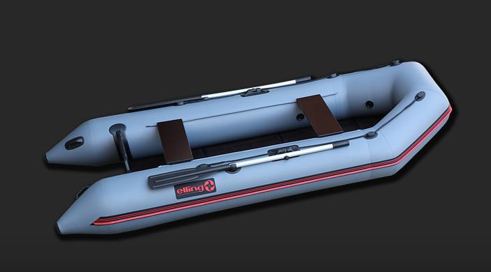 Моторные  лодки с килевым дном  - Патриот 270