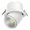 Светодиодный светильник врезной поворотный  KD-D30B/WH 35W
