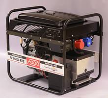 Бензиновый генератор Fogo FV15000RTE (10 кВт, 380 В)