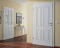 Белая дверь в дом, фото 1
