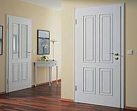 Белая дверь в дом