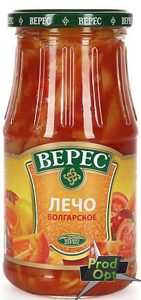 Лечо болгарське Верес 530 г, фото 2