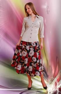 Блуза женская(БЛ 637487)