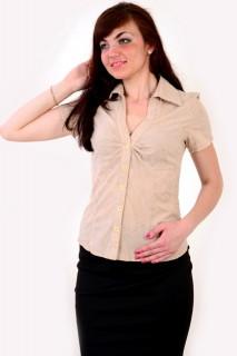 Блуза  рубашка женская( БЛ 637605)