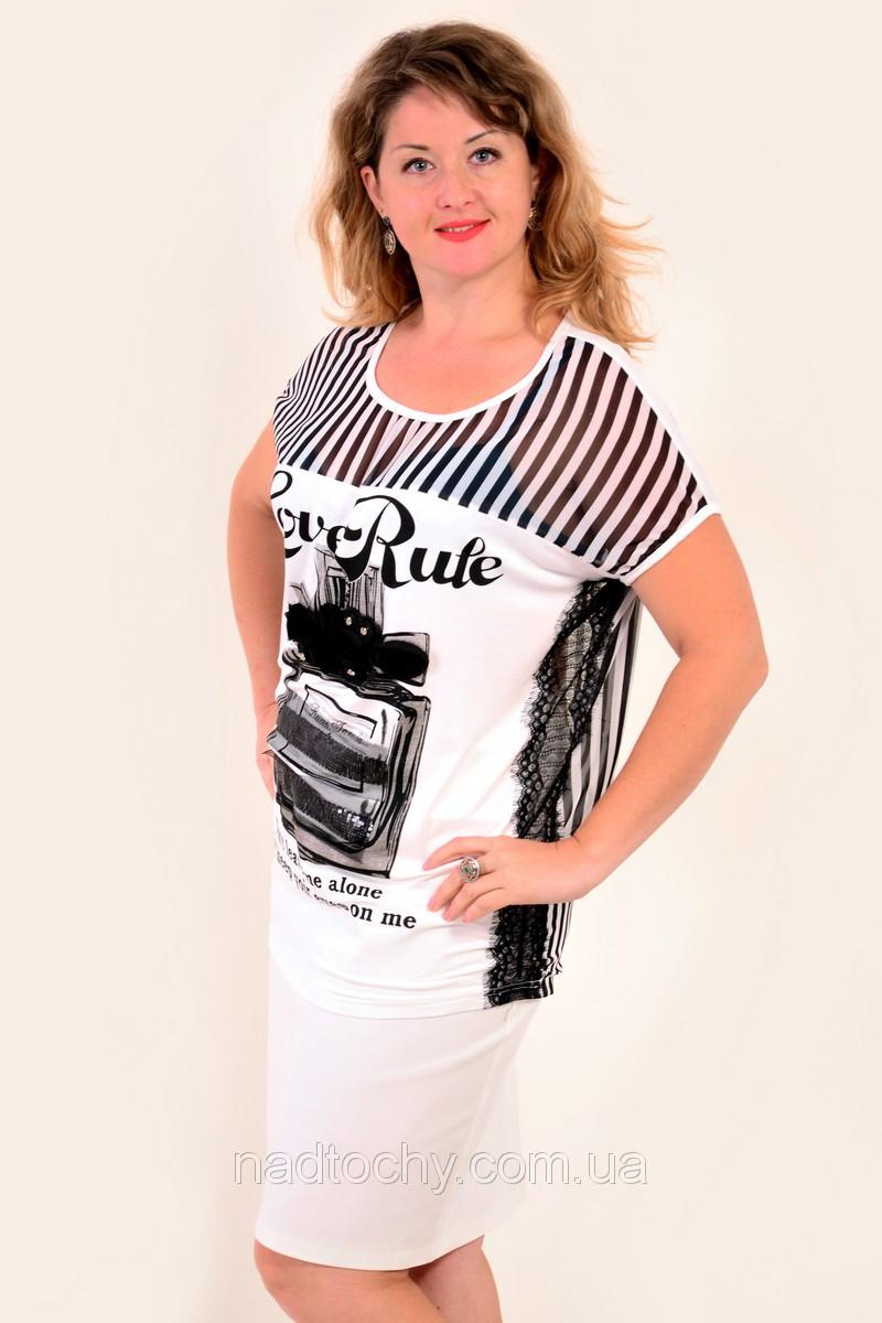 Блуза женская( БЛ 8005)