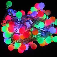 Гирлянда светодиодная(Шарики) 20 ламп