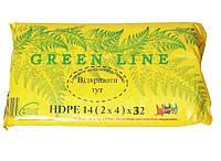 Пакеты фасовочные 14х32 см Green Line