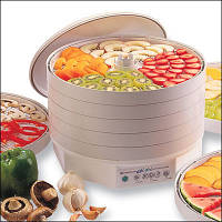 Сушилка для овощей и фруктов Ezidri FD500