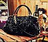 Женская сумка с блестками, фото 2