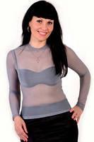 Блуза женская( БЛ Сетка 8)