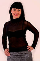 Блуза женская(БЛ Сетка-5)
