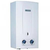 Газовая колонка проточная Bosch therm 2000 W 10-KB Дымоход, автомат (батарейки), без модуляции