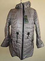 Женская куртка зима на синтепоне 44-50 купить оптм в Одессе не дорого 7км