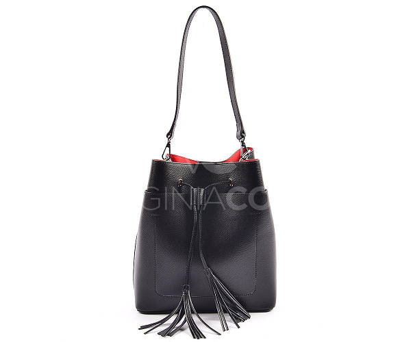Черная сумка Virginia Conti