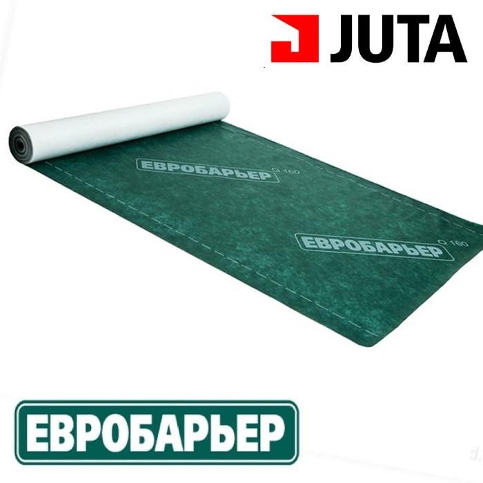 Супердиффузионная мембрана Евробарьер Q160 Juta - OOO «СИГ «МЕГА СИТИ» - Национальный Производитель Материалов для Кровли и Фасада в Харькове