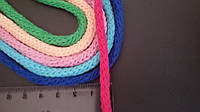 Шнур хлопчатобумажный 5 мм. декоративный., фото 1