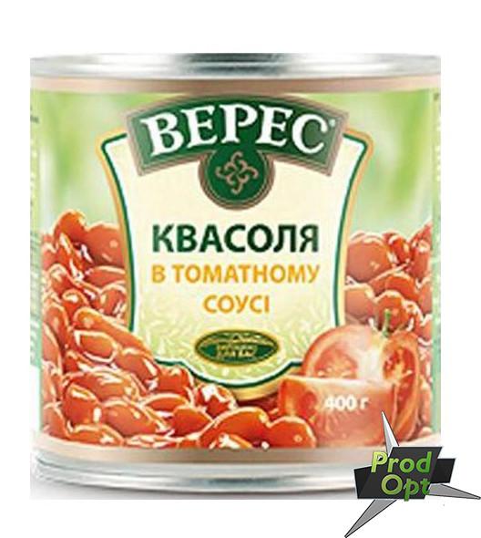 Квасоля в томатному соусі 400 г