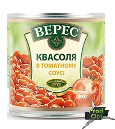 Квасоля в томатному соусі 400 г, фото 2