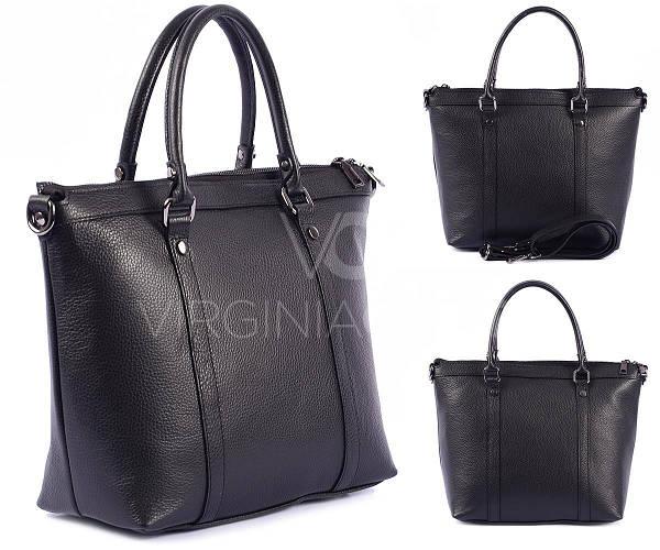 Черная сумка Virginia Conti 5352