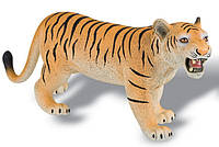 Фигурка Bullyland 63853 Тигр 40 см мягкий латексный