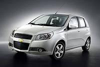 Ветровики для Chevrolet Aveo с 2003-2011 г.в. Hb 5d. VL-tuning